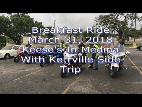 Breakfast Ride March 31, 2018