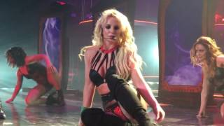 Britney Spears - Breathe On Me (Piece of Me 1/28/17)