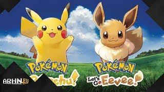Pokémon Let's Go: Pikachu i Eevee [Switch] -- recenzja
