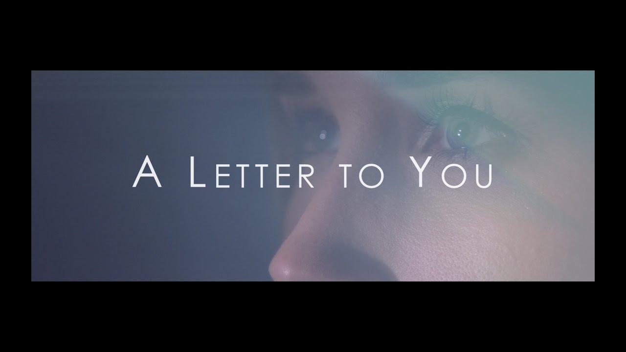 Afbeeldingsresultaat voor a letter to you