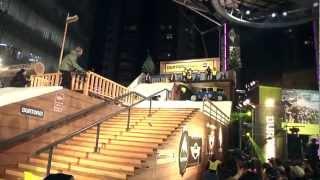 BURTON RAILDAYS 2012 in Tokyo supported by CASIO G-SHOCK