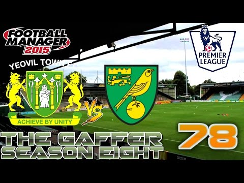 Football Manager 2015 | The Gaffer | Yeovil Town | Hit And Miss | #78