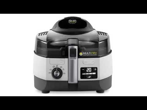 DeLonghi MultiFry Extra Chef FH1394/2 Heißluftfritteuse/Multicooker   Review
