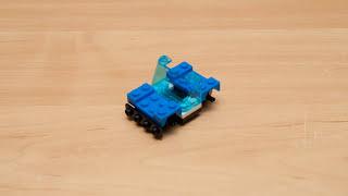 КОНСТРУКТОР ЛЕГО. LEGO. Полицейская машина. Собираем конструктор. Машинки для детей.(Развивающий мультик Конструктор LEGO. В этом наборе можно собрать маленькую полицейскую машину. Развивает..., 2014-11-23T18:12:40.000Z)