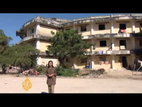 Somalia evicts squatters to rebuild