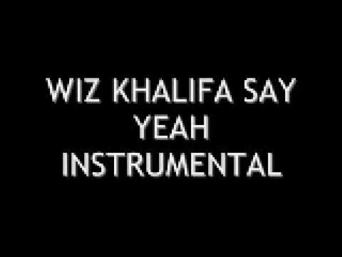 Wiz Khalifa: Say Yeah Instrumental