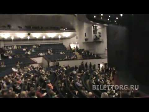 театр Сатиры схема зала,