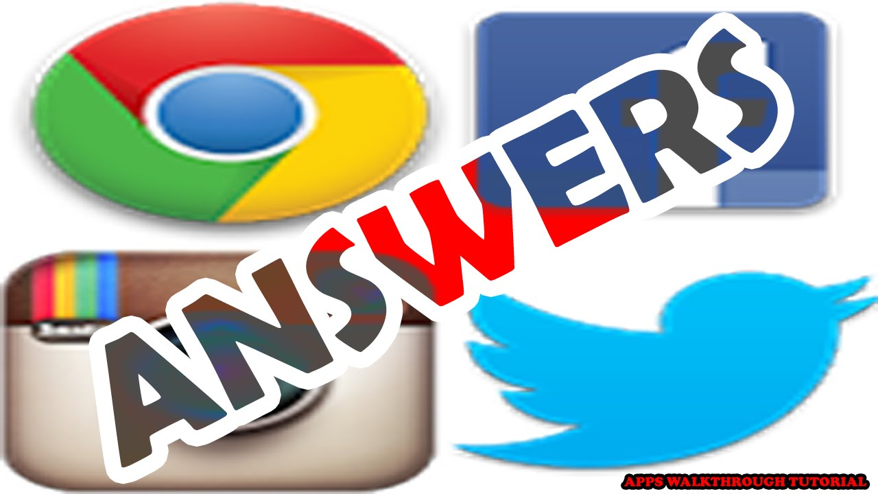 app logo quiz level 1 all answers walkthrough by