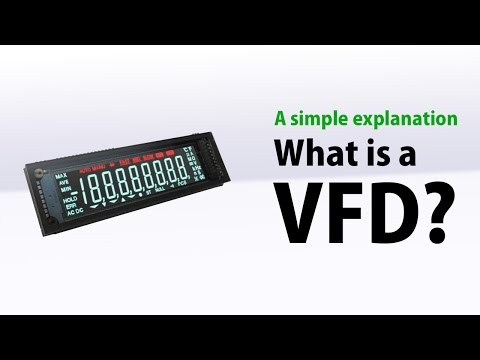 What Is A Noritake Itron VFD?