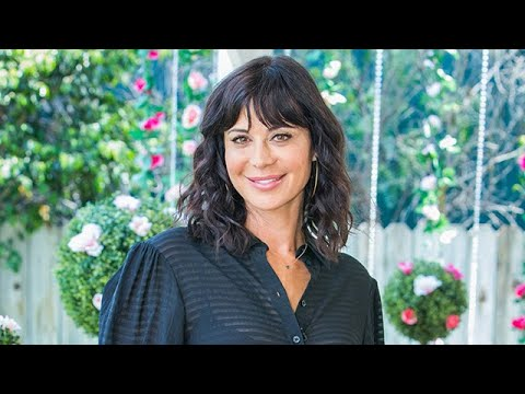 Catherine Bell visits  Home & Family