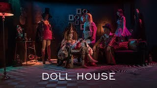 Doll House -  a short film sponsored by Kryolan Professional Make-up