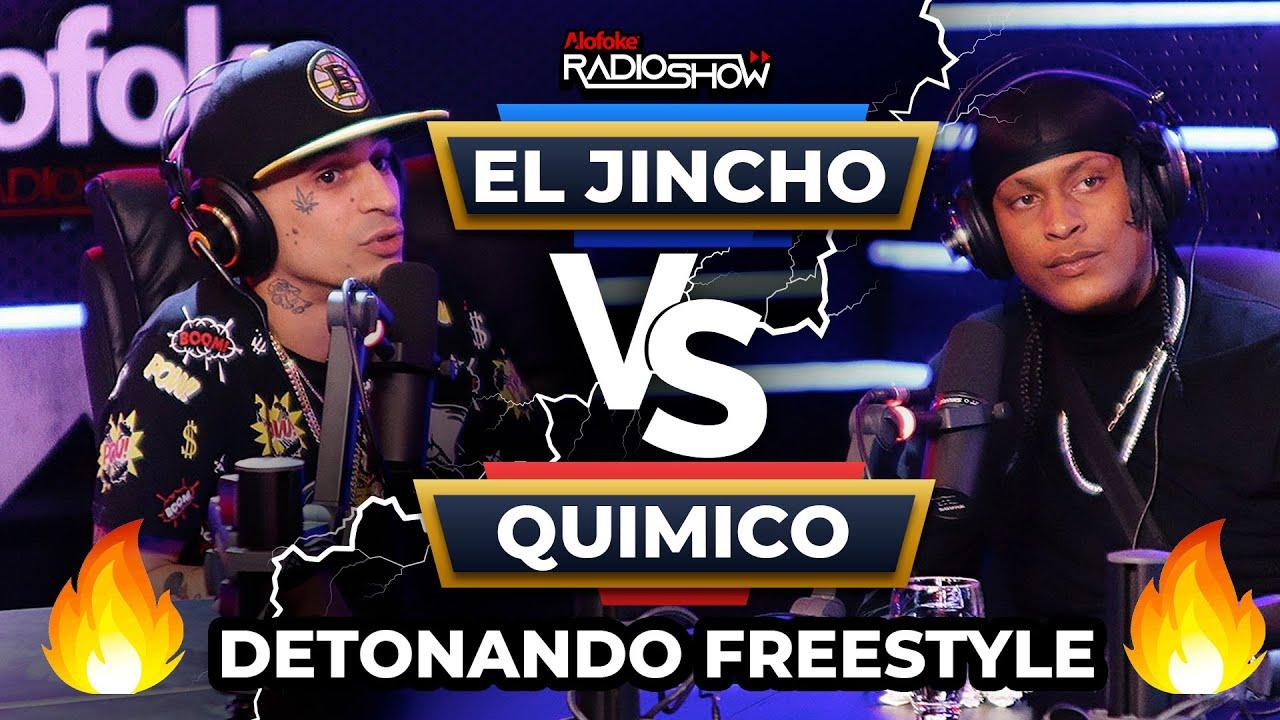 EL JINCHO EN ALOFOKE RADIO SHOW