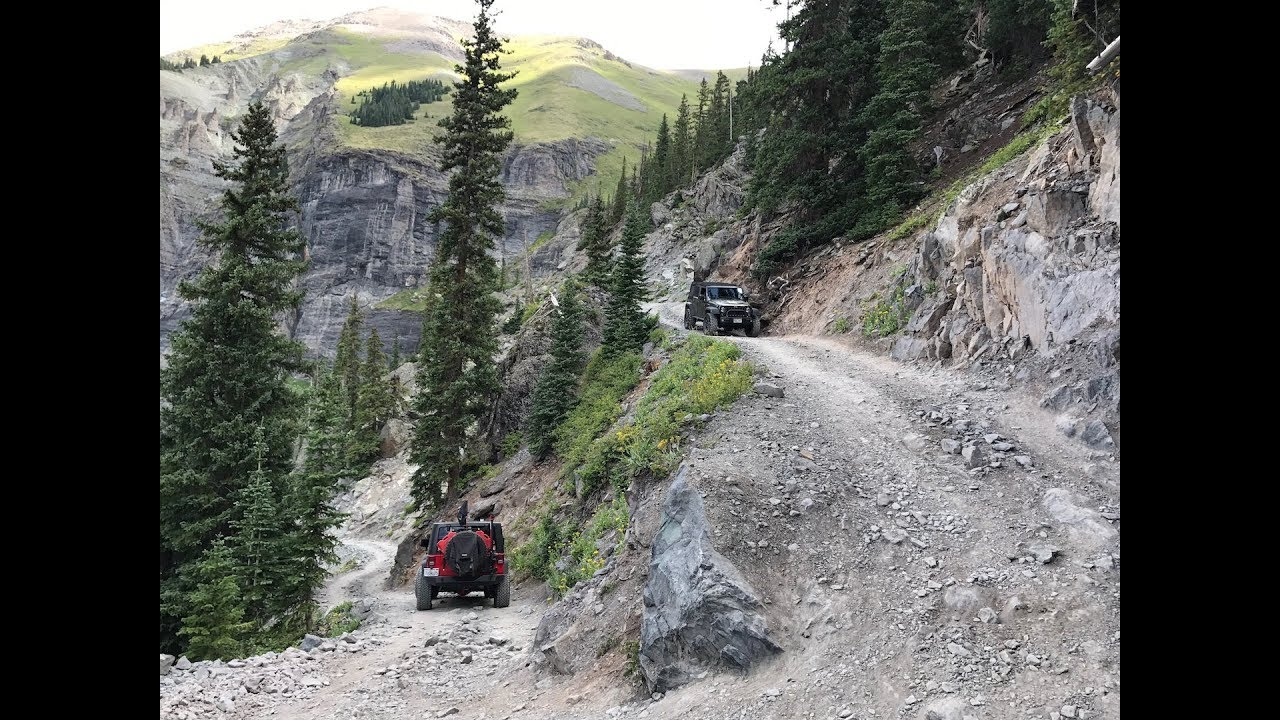 Black Bear Pass Colorado >> Black Bear Pass Colorado August 18, 2017 - YouTube