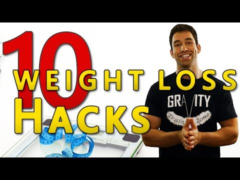 10 ★REAL★ Weight Loss Hacks to Lose 20 Pounds Fast & Easy | Diet & Lazy life Hacks Actually Work fat
