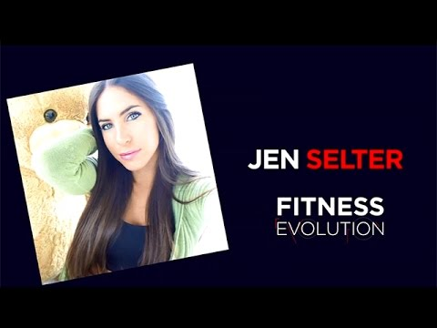 Instagram Star Jen Selter:  Extended Interview