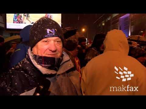 Протест за одбрана на името Македонија