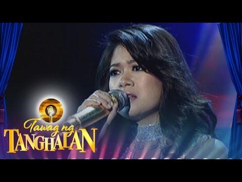 Tawag ng Tanghalan: Mary Gidget Dela Llana | Gaano Kadalas Ang Minsan (Ang Huling Tapatan Day 2)