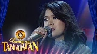 Video Tawag ng Tanghalan: Mary Gidget Dela Llana | Gaano Kadalas Ang Minsan (Ang Huling Tapatan Day 2) download MP3, 3GP, MP4, WEBM, AVI, FLV November 2017