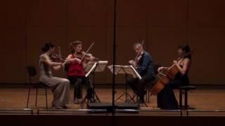 Korngold: String Quartet No. 3, opus 34 - Scherzo -
