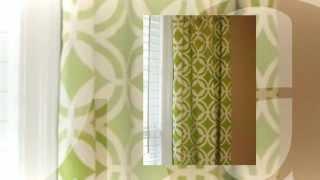 видео Как сшить римскую штору самостоятельно: крепление и установка аксессуаров
