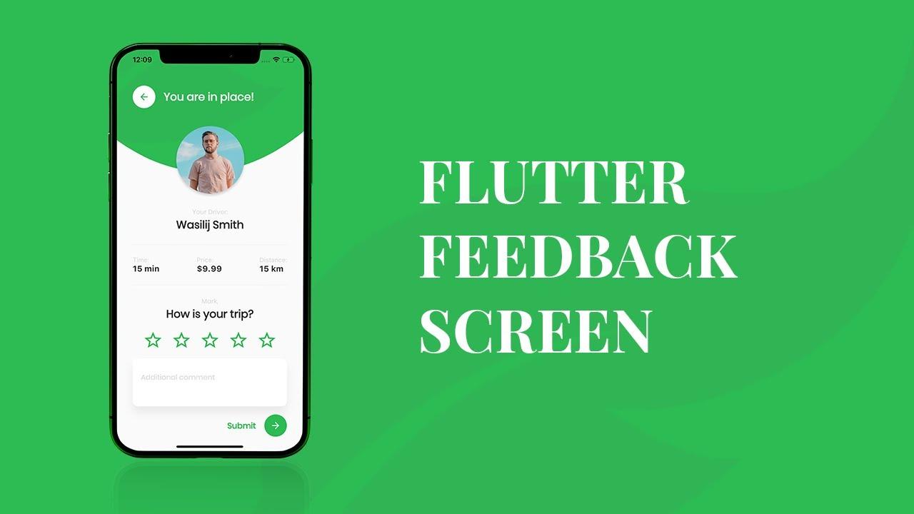 Flutter Using Custom Clipper to Create Great UI