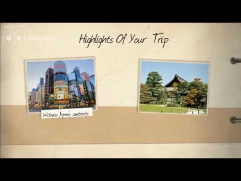 WATCH NOW! JAPAN TRAVEL & TOURISM MAP (HD)