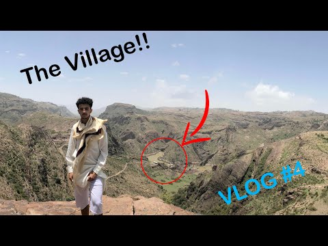 Yemen's Village! (Ibb)