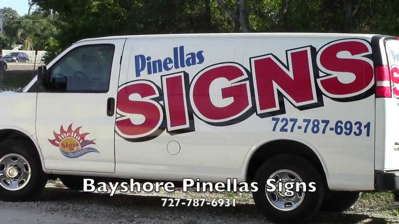 vinyl lettering yard signs signs in clearwater displays banners in pinellas park fl youtube. Black Bedroom Furniture Sets. Home Design Ideas