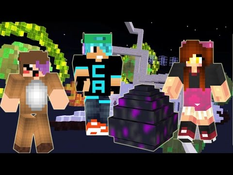 Minecraft / Egg Wars in Space / Radiojh Games / Dollastic Plays