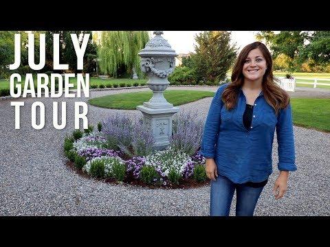 July Garden Tour // Garden Answer