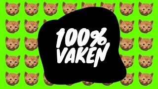 Avsnitt 1: 100% VAKEN med Manfred Erlandsson, Lakidoris, Thomas Sekelius och TheBentish