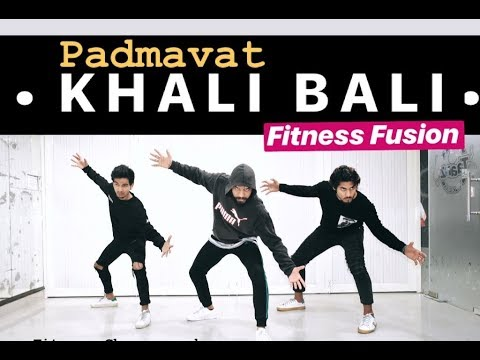 Khalibali Zumba Dance | Khalibali Bollywood Workout  | Khalibali Easy Dance Choreography