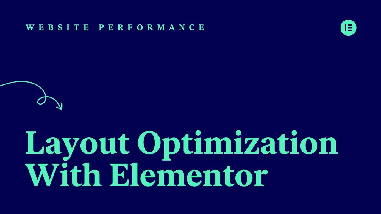 Layout Optimization Best Practice [01]