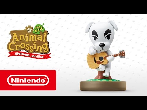 Animal Crossing: New Leaf - Welcome amiibo - K.K. (Nintendo 3DS)