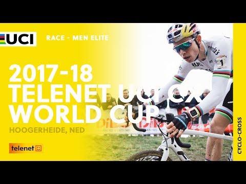 2017-18 Telenet UCI Cyclo-cross World Cup – Hoogerheide (NED) - Men Elite