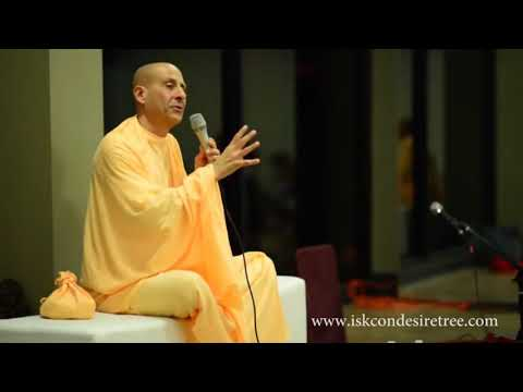 How I became Vegetarian by HH Radhanath Swami