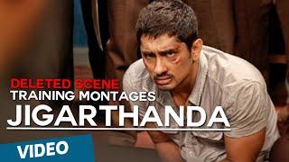 Deleted Scene 05 | Training Montages | Jigarthanda | Siddharth, Simhaa, Lakshmi Menon