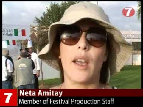 World Sukkot Festival In Netanya