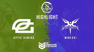 Highlight DAC 2018 | Optic vs Mineski - BO3 | Main Event Day 2