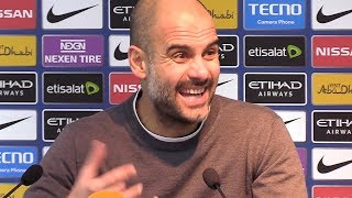 Manchester City 3-1 Newcastle - Pep Guardiola Post Match Press Conference - Premier League #MCINEW