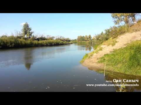 Выезд на реку Пышма со спиннингом