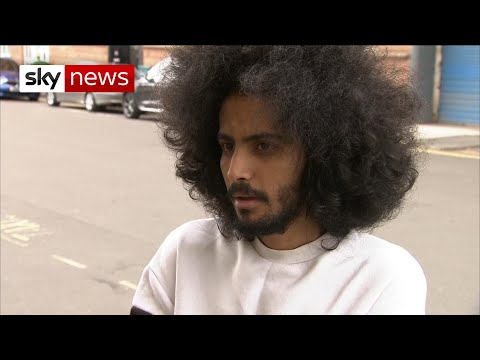 Glasgow witness says attacker told him he was going to carry out stabbings