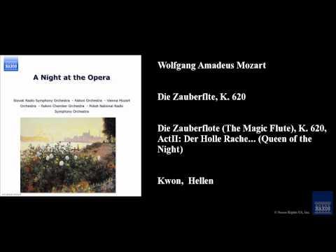 Wolfgang Amadeus Mozart, Die Zauberflöte, K. 620