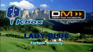 Karaoke Enrique Bunbury - Lady Blue