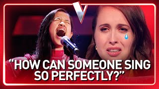 Download lagu The Voice WINNER Claudia becomes VIRAL SENSATION Journey 62