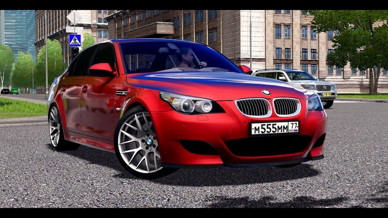 City Car Driving 1 5 Bmw M5 E60 By Khorlin Download Link