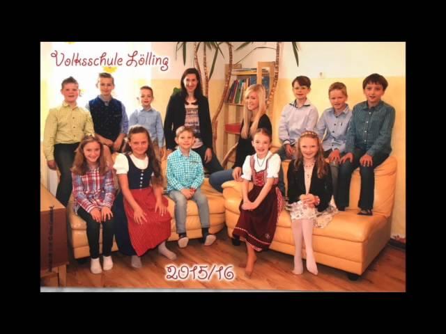 Volksschule Lölling - Mama, so lieb hob i di