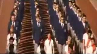 Tokyo 1964 Opening Ceremony Highlights  01