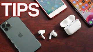Download How To Use The AirPods Pro - Tips & Tricks Mp3 and Videos
