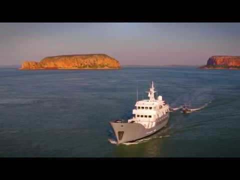 ANDA I Exploring the Kimberley from a luxury expedition yacht